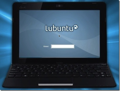 lubuntu-notepc